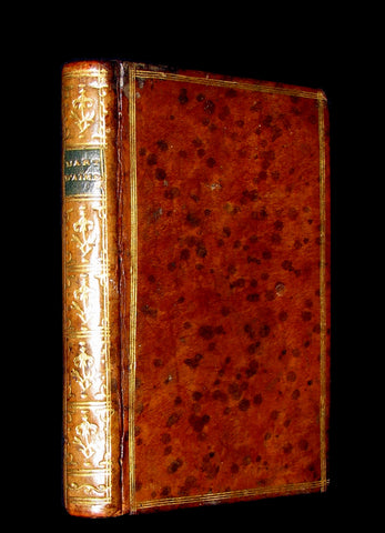 1783 Scarce French Book - OVID's Art of Love. Traduction nouvelle de l'Art d'aimer d'Ovide. Ars amatoria.