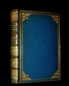 1882 Scarce 1stED bound by Sangorski & Sutcliffe - HELEN of TROY by ANDREW LANG.
