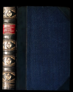 1830 1stED Book - Letters on Demonology & Witchcraft - WITCHES & FAIRIES by Walter Scott.