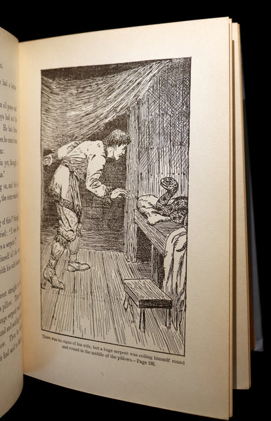 1894 Scarce Victorian Book - COSSACK Fairy Tales and Folk-Tales by R. Nisbet Bain. Illustrated.