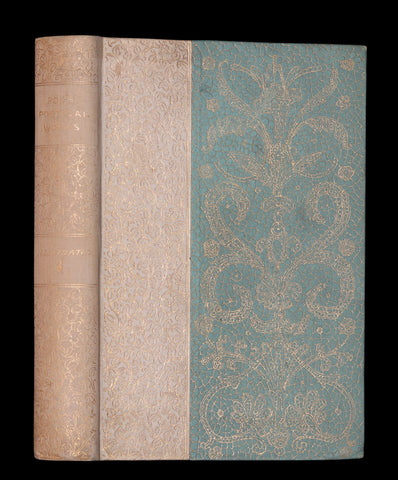 1892 Rare Victorian Book - Poems by Edgar Allan POE (The Raven, Lenore, Ulalume, ...).
