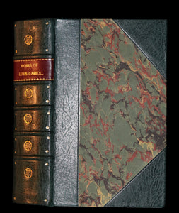 1939 Rare 1stED Book with slipcase - Complete Works of Lewis Carroll including Alice's Adventures in Wonderland, Through the Looking-Glass, etc.