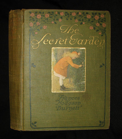 1911 Rare First Edition - The Secret Garden by Frances Hodgson Burnett