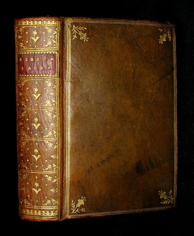 1682 Rare Latin Bible - Biblia Sacra Vulgate Holy Bible Cologne Netherlands Sixtus V Clement VIII