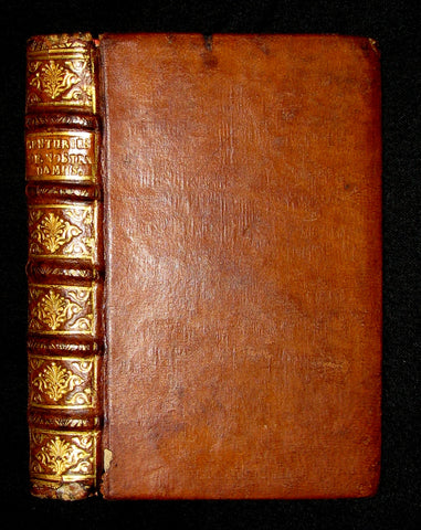 1689 Scarce French Book ~ NOSTRADAMUS ~ Les Vrayes Centuries et Propheties - Volcker