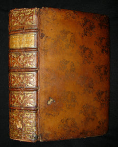 1773 Rare Latin Bible - Biblia Sacra Holy Bible published in Rouen with MAPS