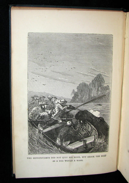 1895 - Adventures of Three Englishmen and Three Russians in South Africa by Jules Verne