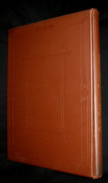 1880's Scarce Victorian Book - OLD GERMAN COMPOSERS FOR THE CLAVECIN (Pianoforte)