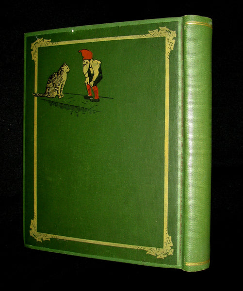 1897 Scarce Norwegian 1stED Book - Fairy Tales from the Far North by P. C. Asbjørnsen