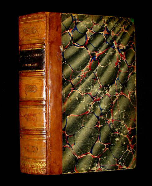 1833 Rare French early Romanticism Book - OBERMANN by Senancour - 2ndED
