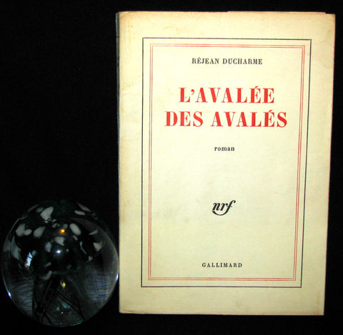 1966 First Edition L'Avalée des avalés (The Swallower Swallowed)  Réjean Ducharme