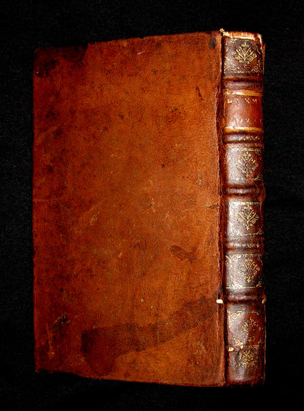 1708 Scarce French Book - Projet d'une Dixme Royale by VAUBAN - Essay for a General Tax