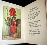 1930's Book - Cicely Mary Barker - FLOWER FAIRIES OF THE SUMMER