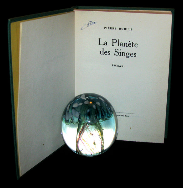 1963 Rare First Limited Edition #976 - La Planete des Singes (The Planet of the Apes) by Pierre Boulle
