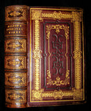 1850 Rare Book ~  John Milton's Poetical Works: A Memoir, and Essay on His Poetical Genius Together with Addison's Critique on the Paradise Lost.
