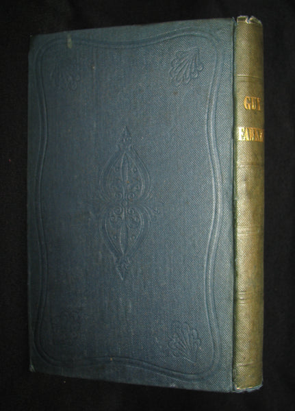1840 Rare Book -  Guy Fawkes Or, The Gunpowder Treason, A.D. 1605
