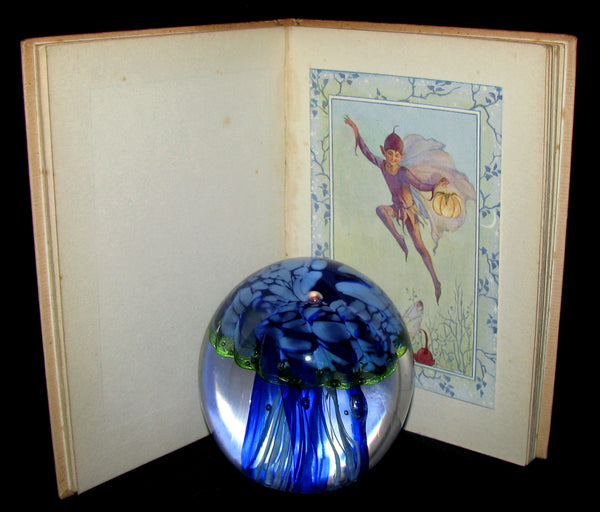 1928 Rare Book -TWILIGHT FAIRIES by Marion St John Webb illustrated by Margaret Winifred Tarrant