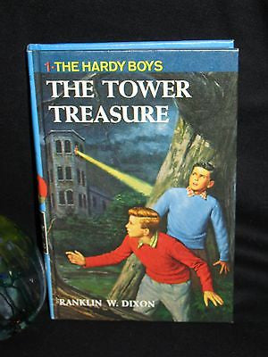 1959 - Franklin W. Dixon - The Tower Treasure  - The Hardy Boys Stories - #1