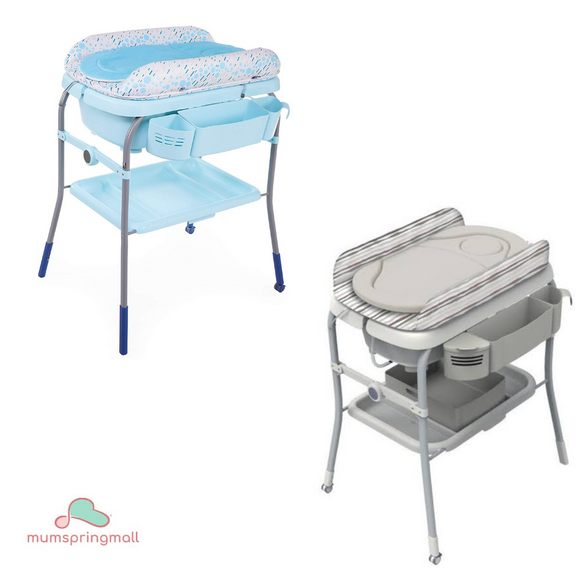 Chicco Cuddle&Bubble 2-in-1 Folding and Compact Bath and Changing Tub