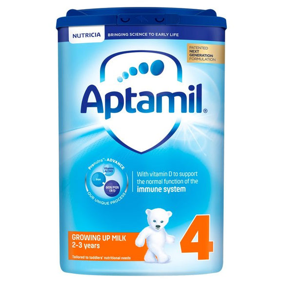 Aptamil Stage 4 Growing Up Milk Powder - mumspring