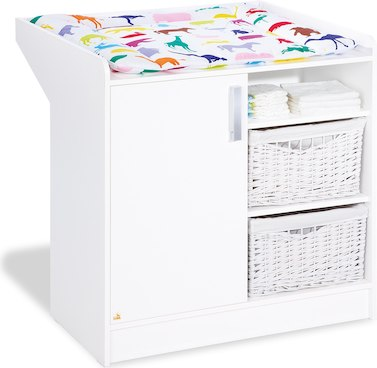 Viktoria Changing Unit by Pinolino (Baskets not included)