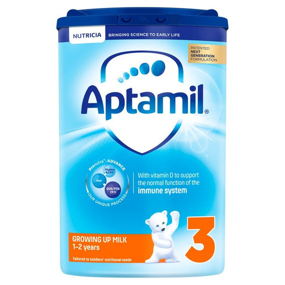Aptamil Stage 3 Growing Up Milk Powder - mumspring