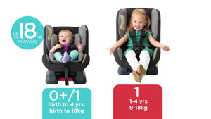 Joie, Tilt Group 0+/1 Car Seat - mumspring