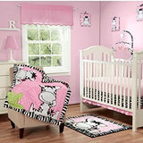 Baby boom, I Luv Zebras Bedding Set (3 Pc)