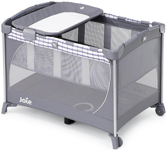 Joie, Commuter Change Travel Cot - mumspring