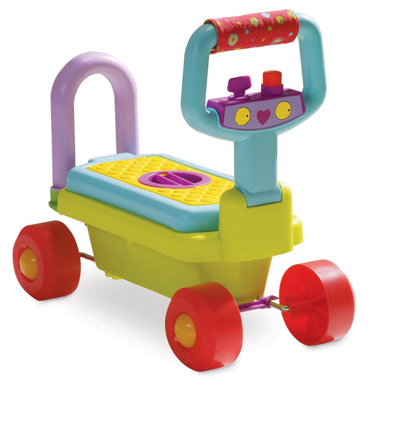 Taf Toys, 4-in-1 Developmental Walker