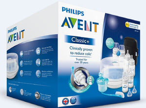 Philips Avent, Classic+ Bottle Feeding Essential Set - mumspring