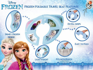 Disney, Foldable Toilet Trainer Seat - mumspring