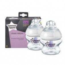Tommee Tippee Closer to Nature Advanced Comfort Feeding Bottles