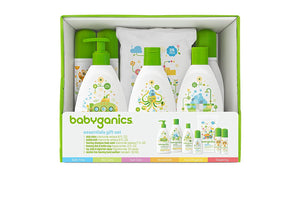 babyganics essentials gift set - mumspring