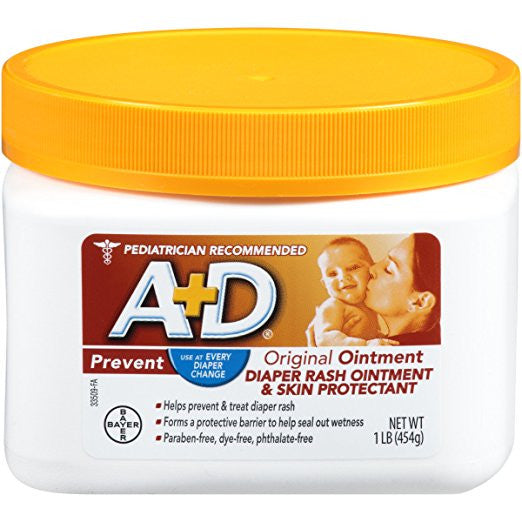 A+D, Prevent Original Ointment