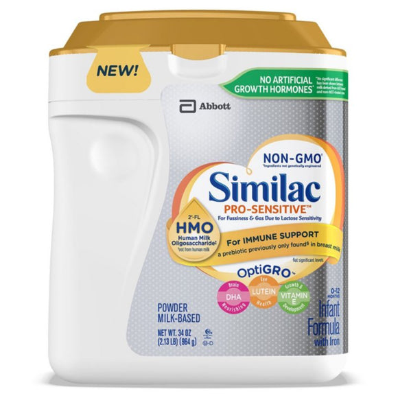Similac Pro-Sensitive Infant Formula - mumspring