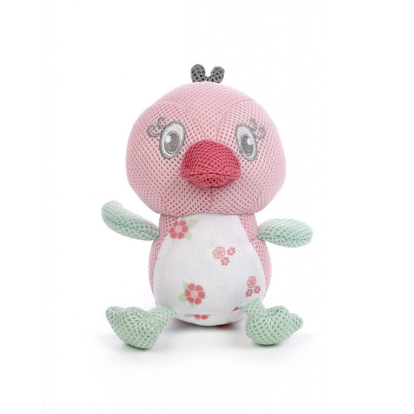 BreathableBaby, Bella the Bird Soft Toy - mumspring