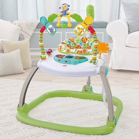 Fisher-Price, Rainforest Spacesaver Jumperoo