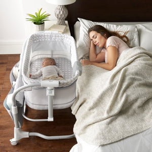Dream & Grow Bedside Bassinet