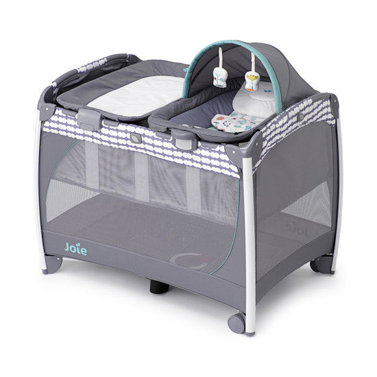 Joie, Excursion Change & Rock Travel Cot - mumspring