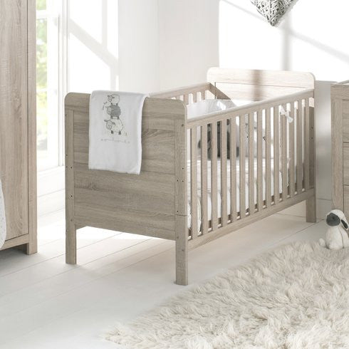 Fontana Convertible Crib/Cot Bed by East Coast Nursery