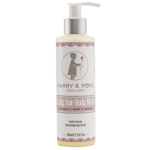 Harry & Rose Baby Hair and Body Wash - mumspring