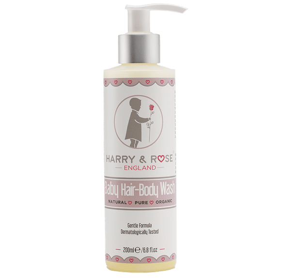 Harry & Rose Baby Hair and Body Wash