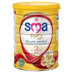 SMA, Pro Follow On Milk Powder Formula 800g