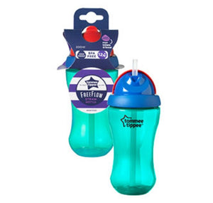 Tommee Tippee Free Flow Straw Bottle