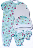 3-piece Set Baby Girl Clothing - mumspring
