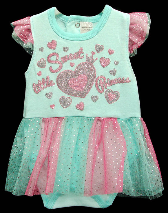Baby Sweet Little Princess Bodysuits - mumspring