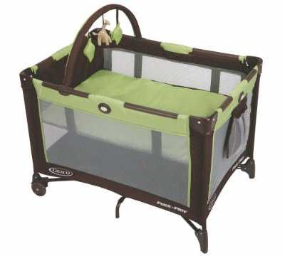 Graco, Pack N Play On the Go Baby Cot And Playard