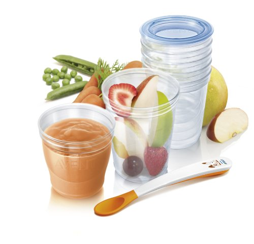 Philips Avent Food Storage Set