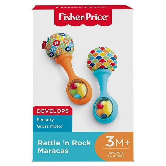 Fisher-Price Rattle  n' Rock Maracas - mumspring